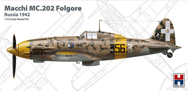 Macchi MC.202 Folgore Russia 1942 #HOB272007