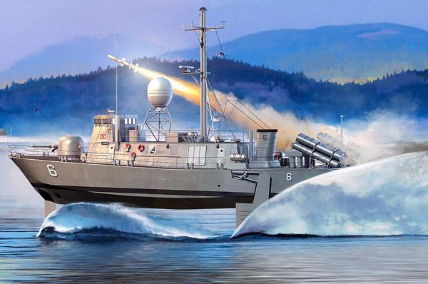 USS PHM Pegasus #HBB82006