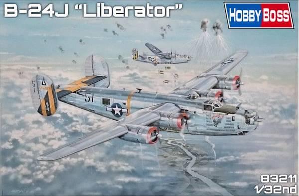 US B-24J Liberator - Pre-Order Item #HBB83211