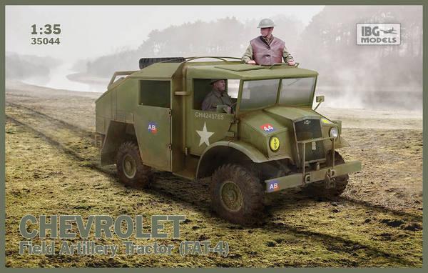 Chevrolet FAR4 Field Artillery Tractor #IBG35044
