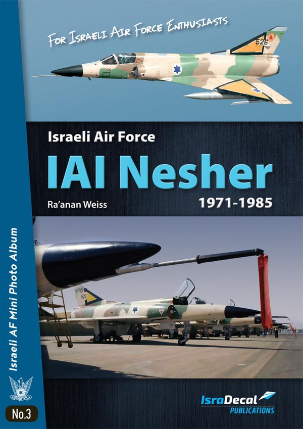 Israeli Air Force - IAI Nesher #IAFMPA03