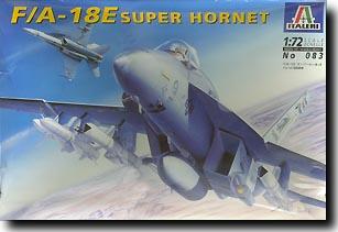 F/A-18 E/F Super Hornet #ITA83