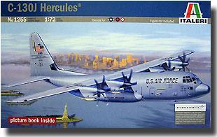 C-130J Hercules Aircraft #ITA1255