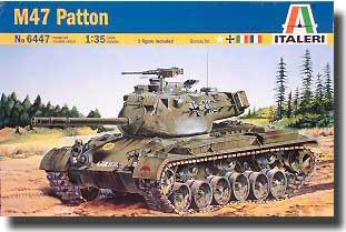 M47 Patton #ITA6447