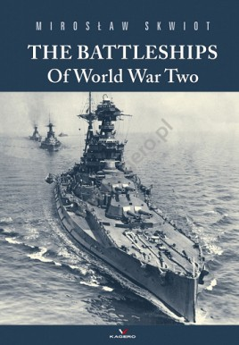 Battleships of World War II. Vol 1  #KAG7561