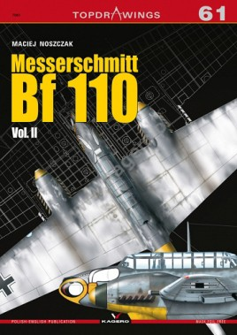 Messerschmitt Bf.110 Vol. II #KAG7592