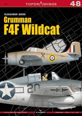 Grumman F4F Wildcat  #KAG7631