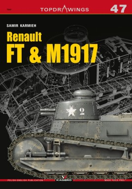 Renault FT & M1917  #KAG7648
