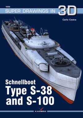 Schnellboot Type S-38 and S-100 #KAG7716
