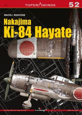 Nakajima Ki-84 Hayate  #KAG7747