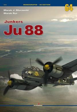 Junkers Ju.88 Volume 3 #KAG7754