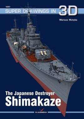 The Japanese Destroyer Shimakaze  #KAG7761
