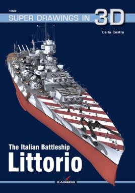 The Italian Battleship Littorio  #KAG7976