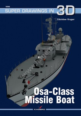 Osa-class Missile Boat  #KAG8017