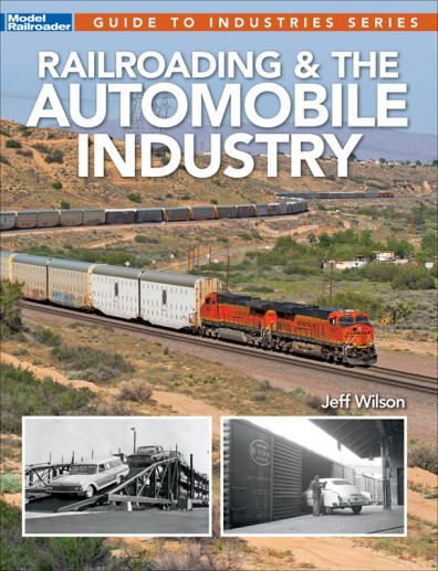 Railroading & The Automobile Industry #KAL12503