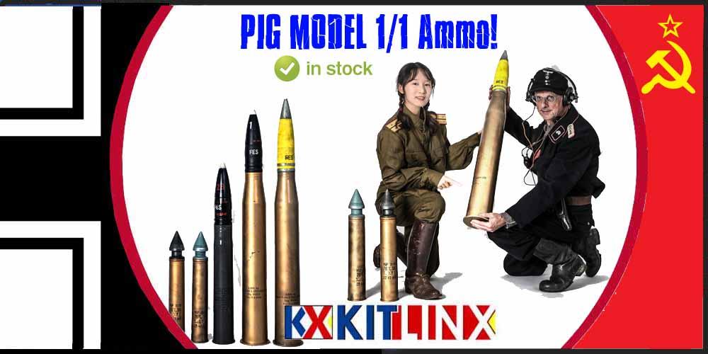 Pig Model AMMO