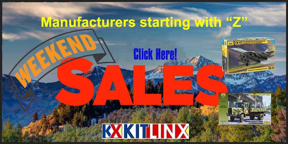 Weekend Sale