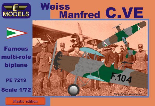 Weiss Manfred C.VE RHAF (3x camo) #LFP72019