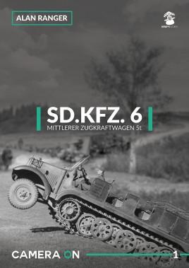 Sd.Kfz. 6 Mittlerer Zugkfraftwagen 5t  #MMP1708