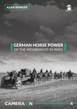 German Horse Power of the Wehrmacht in WW2  #MMP1739