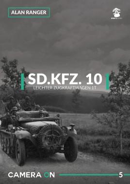 Sd.Kfz. 10 Leichter Zugkraftwagen 1t  #MMP1746