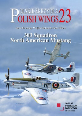 303 Squadron North American Mustang  #MMP1807