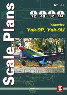 Yakovlev Yak-9P, Yak-9U  #MMP8013