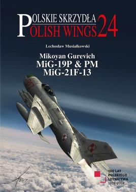 Mikoyan Gurevich MiG-19P & PM, MiG-21F-13  #MMP8068