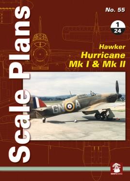 Hawker Hurricane Mk I & Mk II 1/24  #MMP8129