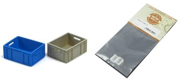 Plastic Crates A (2) #MAT35040