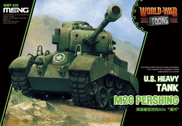 U.S. Heavy Tank M26 Pershing #MGKWT10