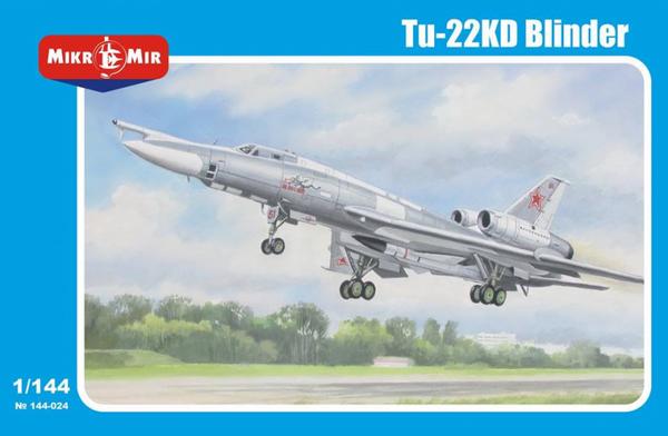 Tupolev Tu-22KD Blinder #MCK14424