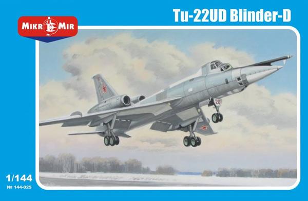 Tupolev Tu-22UD Blinder-D #MCK14425