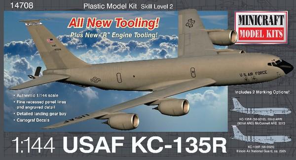 KC-135R USAF Aircraft #MMI14708