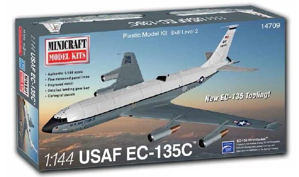 EC-135C USAF Aircraft #MMI14709