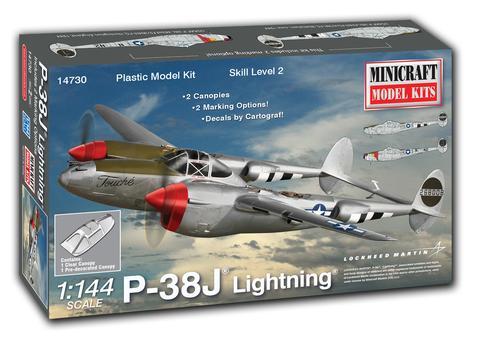 P-38J Lightning #MMI14730