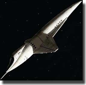 Space Clipper #MOE20012