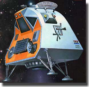 Lost in Space, Space Pod #MOE2901