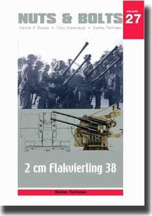 Nuts & Bolts Vol. 27 - 2cm Flakvierling 38 #NB027