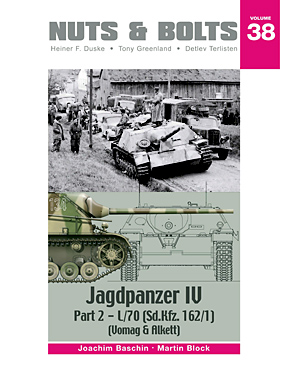 Vol. 38 - Jagdpanzer IV Part 2: L/70 (Sd.Kfz. 162/1) #NB038
