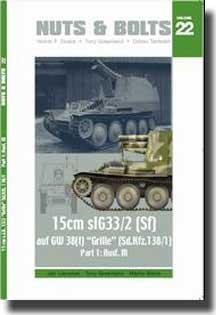 15cm sIG33/2 (Sf) auf GW 38(t)
