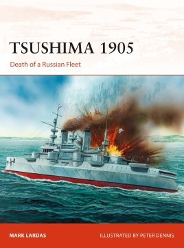Campaign: Tsushima 1905 Death of a Russian Fleet #OSPC330