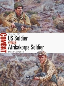 Combat: US Soldier vs Afrika Korps Soldier Tunisia 1943 #OSPCBT38