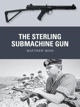 Weapon: Sterling Submarine Gun #OSPWP65