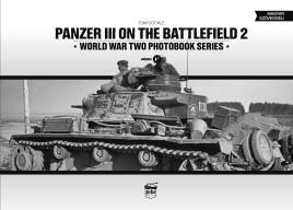 Panzer III on the Battlefield. Volume 2  #PPU100