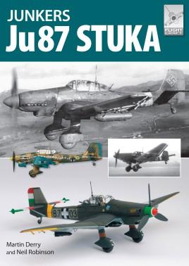 The Junkers Ju87 Stuka  #CAS2623