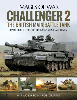 Challenger 2 The British Main Battle Tank #PNS6659