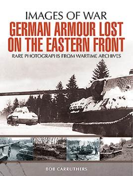 German Armour Lost on the Eastern Front  #PNS8441