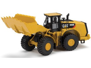 Caterpillar 980K Wheel Loader (Die Cast) #RLT39513