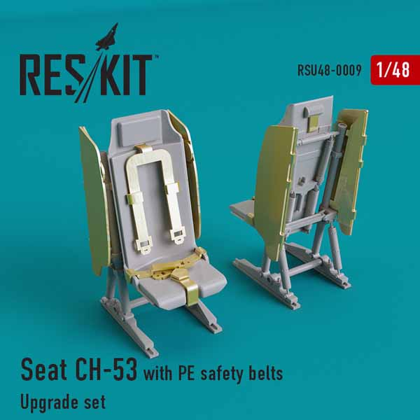 Seats Sikorsky CH-53, MH-53 #RSU48-0009